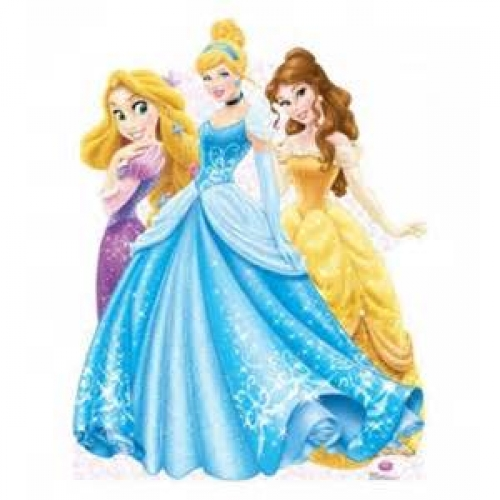 Mini Figuras Princesas Disney