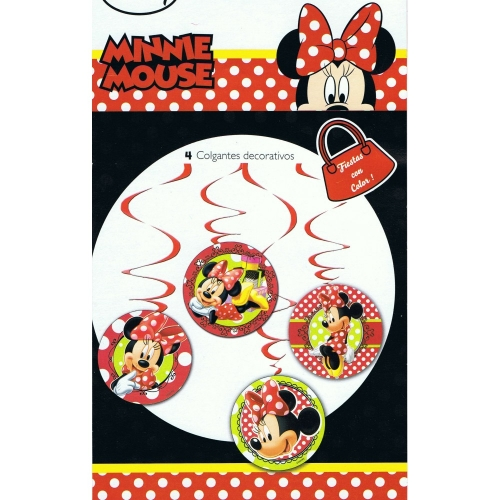 Espiral Minnie Decor