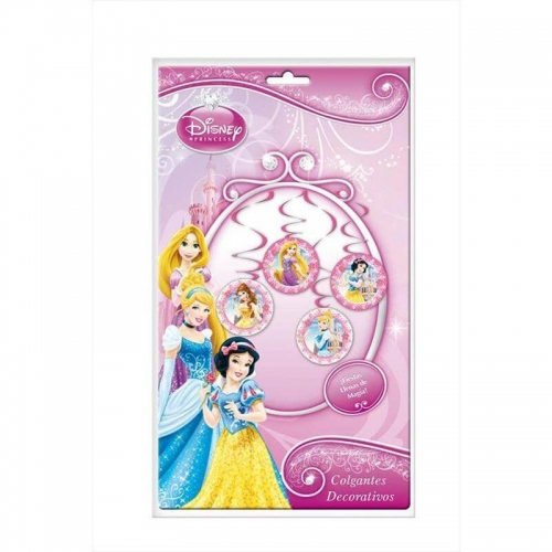 Espiral Decor Princesas Disney
