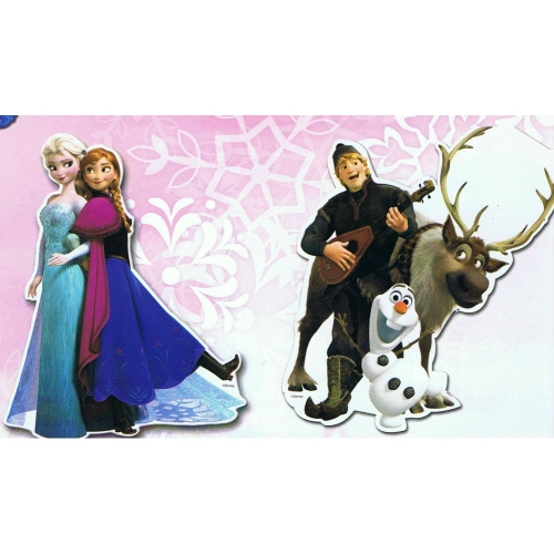 Mini Figuras Frozen
