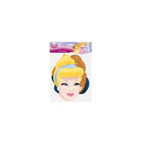 Mascaras Cartolina Princesas Disney